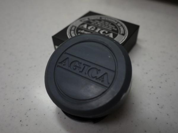 体臭・加齢臭対策石鹸のおすすめ洗顔石鹸人気ランキング 第2位 AGICA(アジカ)