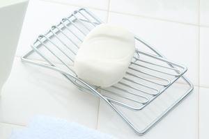 携帯ケース型石鹸入れ